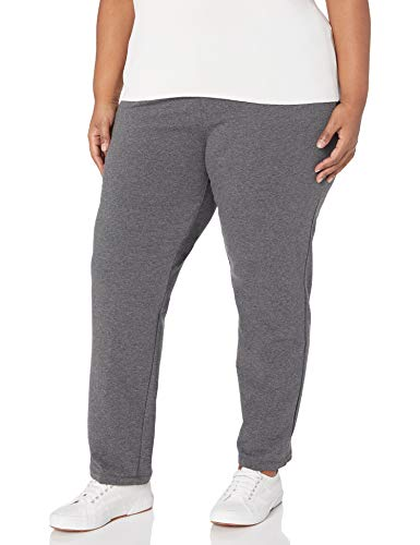 Ruby Rd. Women's Petite Pant, Charcoal Heather, PM