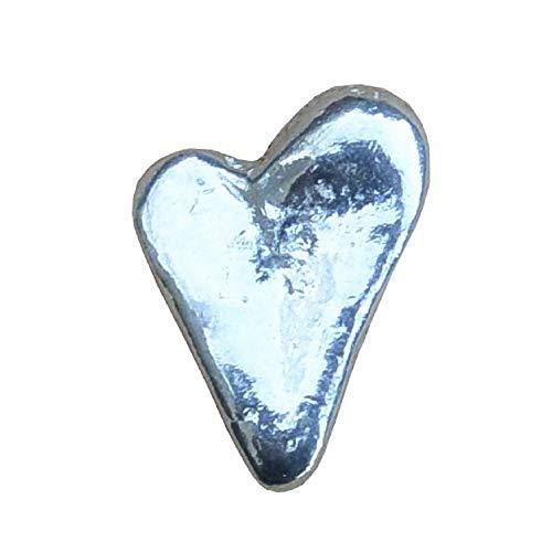 Cada Parte De Mí Te Ama Amuleto de la Suerte Corazón. Hecho a Mano por William Sturt