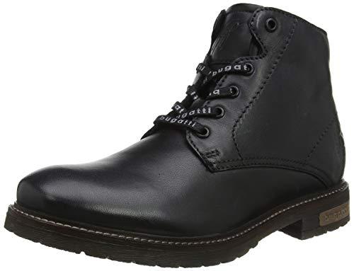 bugatti Herren 321805314100 Klassische Stiefel, Grau, 45 EU