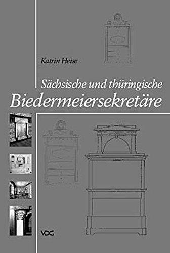 Sächsische und thüringische Biedermeiersekretäre
