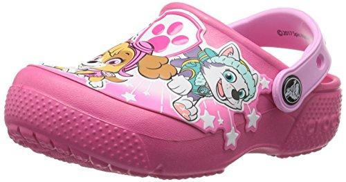 Crocs Kids\' Fun Lab Girls Paw Patrol Clog