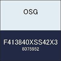 OSG カッター F413840XSS42X3 商品番号 8075952