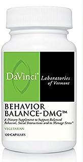 Behavior Balance-DMG 120 VegiCaps by DaVinci Laboratories of Vermont