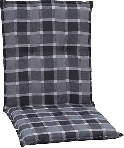 Gartenstuhl-Kissen - Cojines para sillas de jardín, 98 x 48 x 6 cm