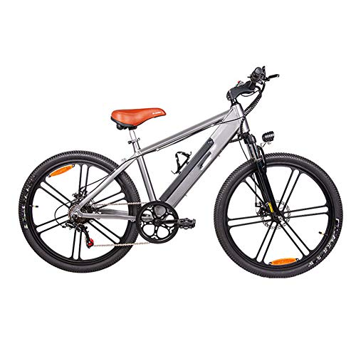HWOEK Bicicleta Electrica Montaña, 26