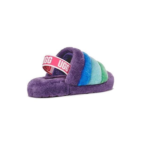 UGG Kids' K Fluff Yeah Slide Slipper
