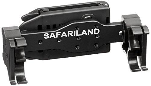 Safariland Holster 086 4 fach Schrotpatronen Halter mit Gürtel-Clip, SL086-4-2-745BL