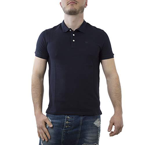 Emporio Armani - Polo - para hombre turquesa 3XL