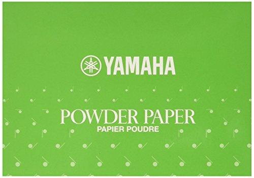 Yamaha YAC-1094P Puderpapier für Blas- und Holzblasinstrumente