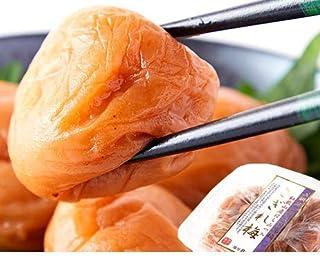 梅干し うめぼし はちみつ 紀州 和歌山県産 南高梅 わけあり A級品 こぎれ 大粒 高級品【絶妙な味わい】 塩分8% お得用【700g】(350g×2ケース)