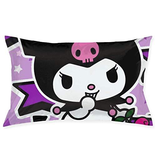 xuexiao - Funda de cojín con diseño de Hello Kitty con dibujos animados