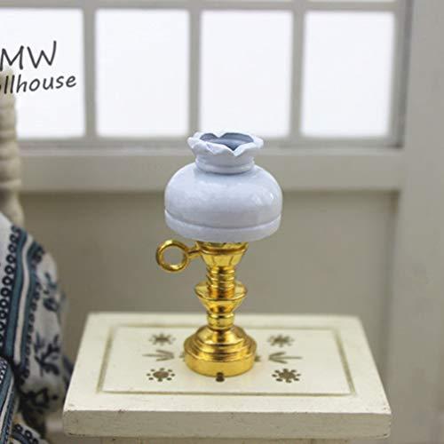 Odoria 1//12 Miniatura Cajas de Joyas con Cubierta de Cuero Decorativo para Casa de Mu/ñecas