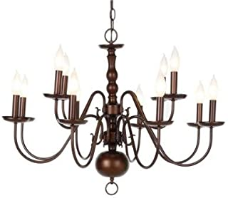 Woodford Collection 12-light H 22.46
