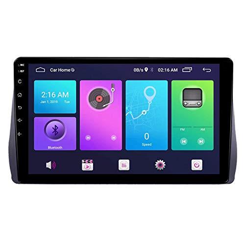 LYHY Autoradio Android 10.0 Doppio DIN Compatibile con Toyota Wish 2009-2012 Navigazione GPS unità Principale da 10 Pollici Lettore multimediale MP5 Ricevitore Video Radio con 4G WiFi DSP Carplay