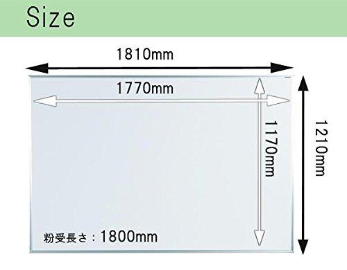 馬印映写対応ホワイトボードUMボード1810×1210mmUM46