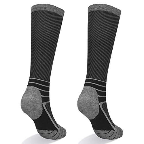 MZZhuBao Shrimp Mens /& Womens Athletic Full Crew Socks Running Gym Compression Foot