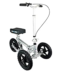 Heavy Duty Knee Walkers With High Weight Capacity