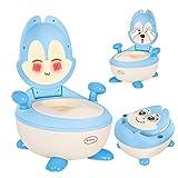 besrey Pot d'Apprentissage Ergonomique, Pot pour bébé, toilette enfant pour l'apprentissage de la propreté. Certification EN-71. Rose.