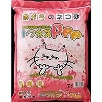 【 お徳用 4 セット 】 ペグテック トフカス Pee 7L 【ペット用品】 ×4セット