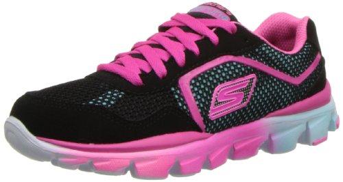 Skechers GOrun Ride - Zapatillas de running [colores a elegir], Schwarz (Bkmt), 32 EU/13 UK