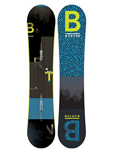 Burton Herren Ripcord Snowboard, Transparent, 154