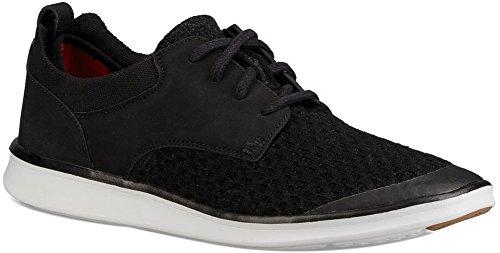UGG Mens Hepner Hyperweave Sneaker Black Size 12
