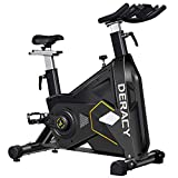DERACY Magnetic Indoor Cycling Bike
