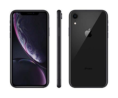 Apple iPhone XR, Boost Mobile, 64GB - Black (Renewed)