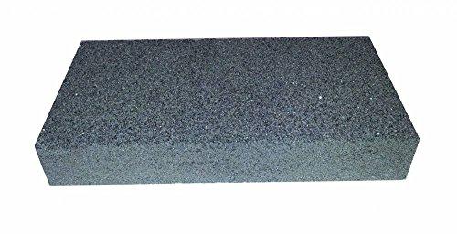 Zische Abrichtstein/Rutscher, 200 x 100 x 30 mm, Körnung FEPA 30, Schleifstein grob