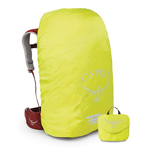 Osprey Hi-Visibility Raincover, Electric Lime, Small