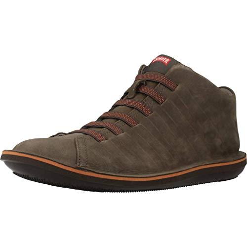 CAMPER Herren Beetle Hohe Sneaker, Grün (Dark Green 300), 40 EU