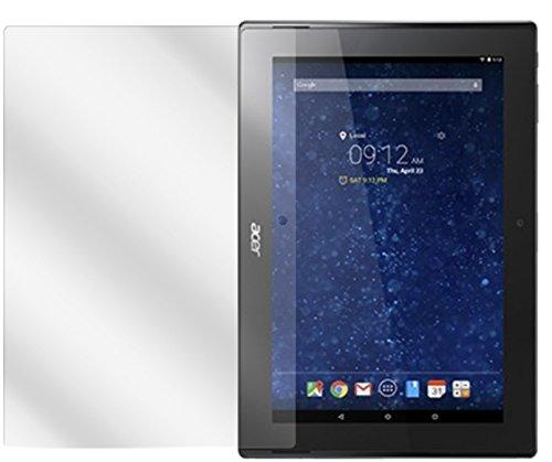 dipos I 2X Schutzfolie klar kompatibel mit Acer Iconia Tab 10 A3-A30 Folie Bildschirmschutzfolie
