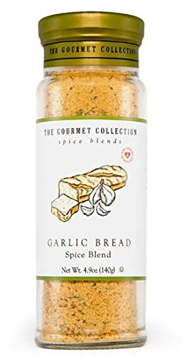 The Gourmet Collection Spice Blends: 'Garlic Bread' 4.9oz (140g)