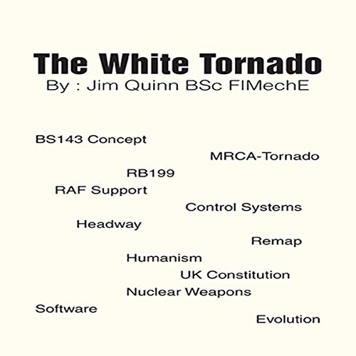 The White Tornado cover art