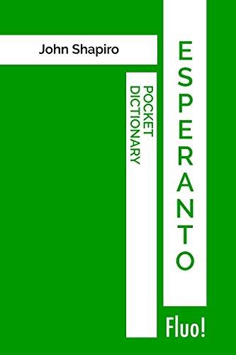 Esperanto Pocket Dictionary (Paperback)