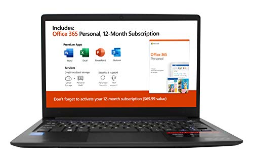 top 10 evoo brand Ultra-thin 11.6-inch EVOO laptop, full HD, AMD A4-9120, 32 GB memory, 2 GB RAM, mini HDMI output, …
