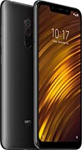 POCO F1 by Xiaomi Graphite Black, (6 GB RAM, 128 GB)