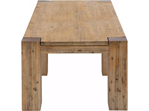 Domus Scandinavia Minnie salontafel, hout Landhuisstijl 120x60x40 cm crème