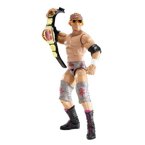 WWE - Catch - Figurines articulées - Série Elites 17 - Zack Ryder