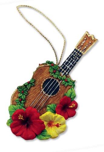 Island Heritage Ukulele 2 Ornament