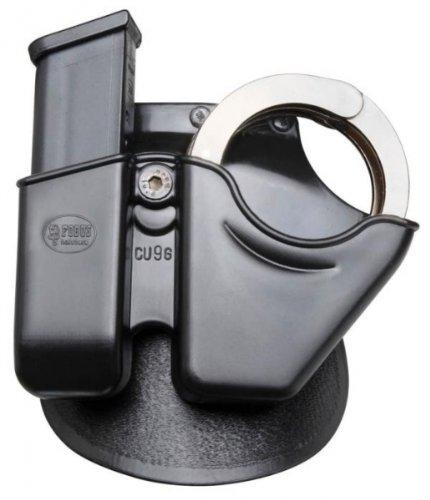 Fobus  Paddle CUG1045 Handcuff / Magazine Combo - Glock 10mm /.45 cal