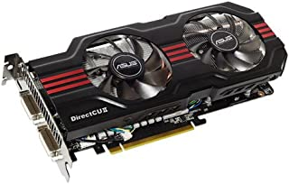 ASUS ENGTX560 DCII OC/2DI/1GD5 GeForce GTX 560 (Fermi) 1GB 256-bit GDDR5 PCI Express 2.0 x16 HDCP Ready SLI Support Video Card, ENGTX560 DCII OC/2DI/1GD5