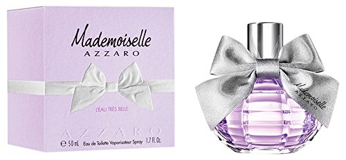 Perfume Mademoiselle L'Eau Très Belle  - Azzaro - Eau de Toilette Azzaro Feminino Eau de Toilette