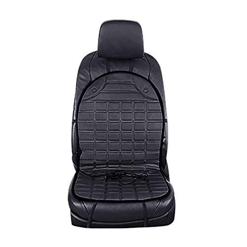 Your New Look - Cojín universal para asiento de coche de 12 V con calefacción caliente y frío