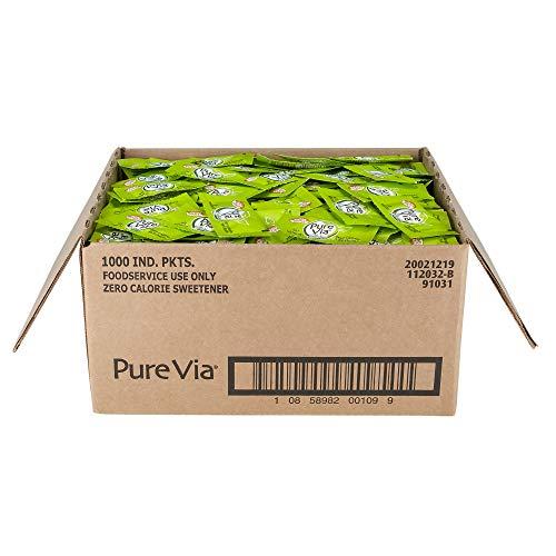 Pure Via Stevia (1000 Servings)