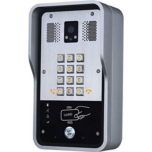 Fanvil I31S-Videocitofono per Porta, Colore: Argento