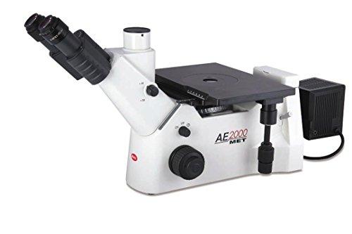 Mikroskop Motic AE-2000 MET Trinokularen Metallografisch
