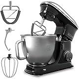 ZEEGMA Planetaria Kitchen Machine 2200W, robot multifunzione, Impastatrice da cucina con vasca inox...