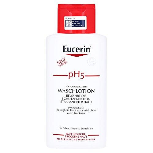 Eucerin pH5 Waschlotion empfindliche Haut, 200 ml