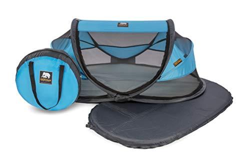 Reisebett/Zelt Deryan Travel-cot Baby Luxe, Farbe blau - 5